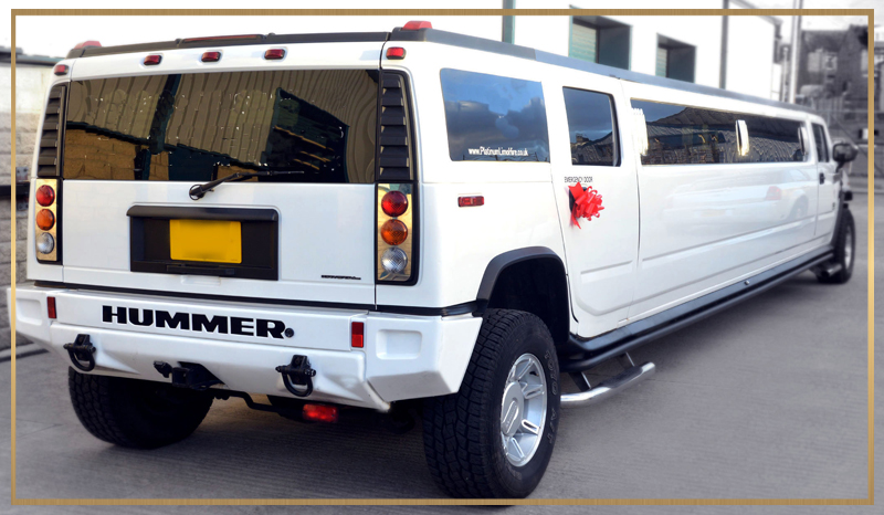 Hummer H2 Limo Hire