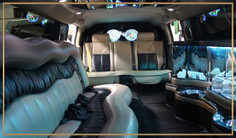 Hummer H3 Limo Hire