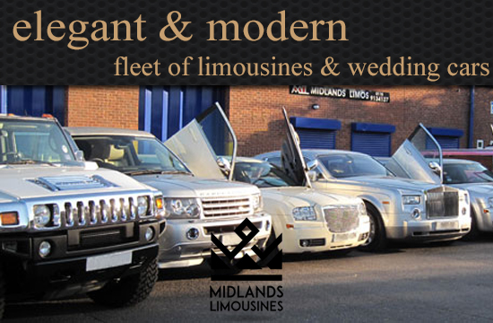 Midlands Limousines Fleet